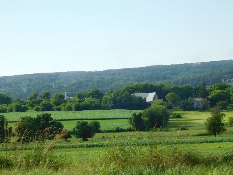 Lancaster county Pennsylvania countryside 1110471