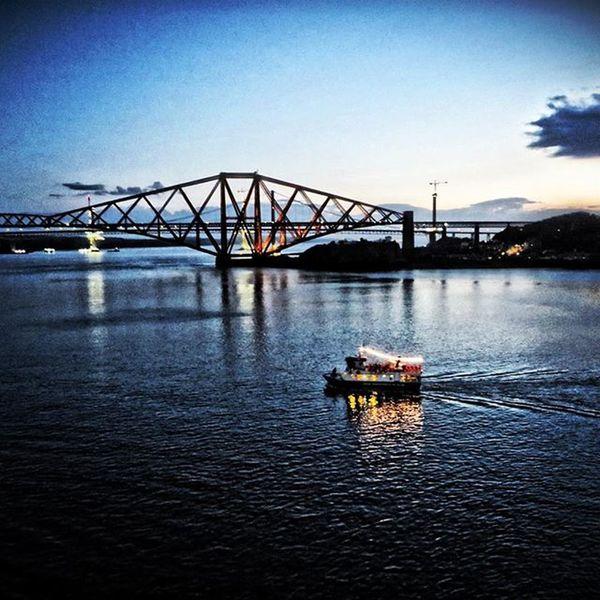 SIMPLYHDR ForthRailBridge Ig_Scotland Insta_Scotland southqueensferry Scotland visitscotland Loves_Scotland Edinburgh brilliantmoments scottishsky sunset skyporn bridges