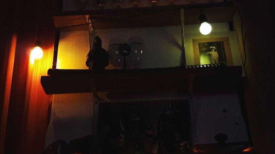 Vintage Bar Pub Light Bulb Lantern Darkroom