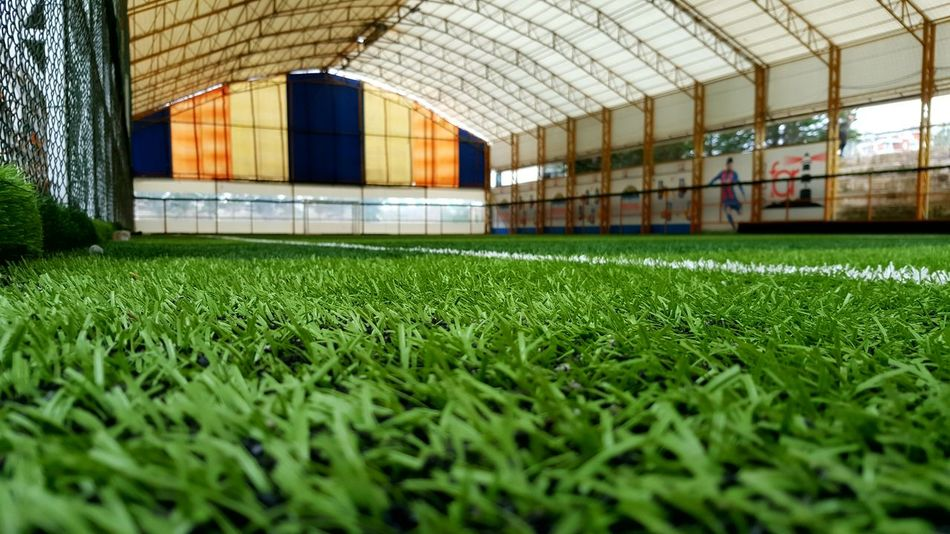 Green Color Football Field Grass Area Day Time Photography Football Focus On Foreground Landscape_photography Football Season