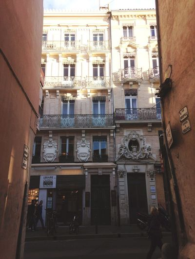 Toulouse France Littlestreets