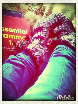 autumn .. cold. home .. lessons ))