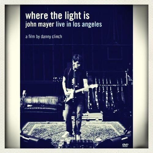 Listening To John Mayer