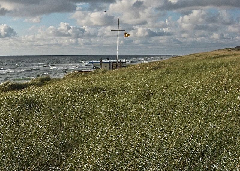 Amazing Beach Beauty In Nature Cloud - Sky Coastline Dunes Germany Getting Inspired Grass Horizon Over Water Idyllic Landscape Nature Northsea Rantum Scenics Sea Seascape Shore Sylt Taking Photos The Great Outdoors - 2016 EyeEm Awards The Great Outdoors With Adobe Tranquil Scene Wineandmore