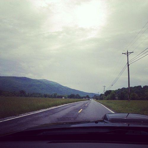 These NC Mountains though... Ncmountains Mountains Lookatdemmountains Ncpride @ello_brittanyhere