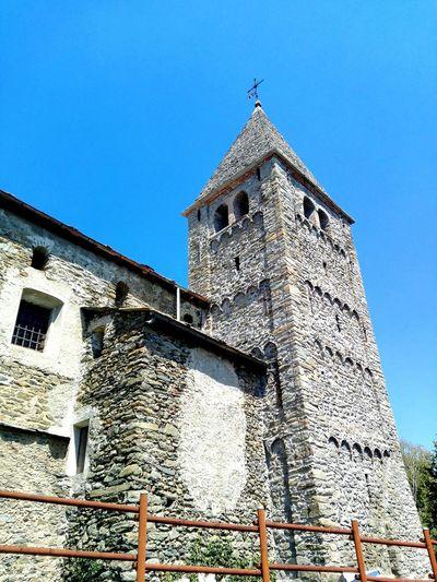 Chiesa Church Blusky Sky