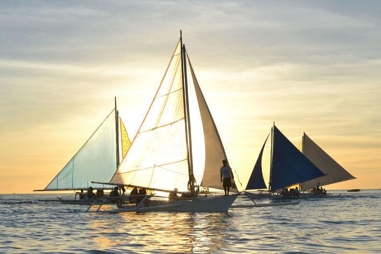 Boat Calm