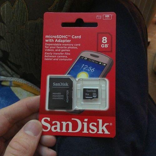 #sandisk #картапамяти #2014 #sdcard #microsd Sdcard 2014 Sandisk Microsd картапамяти