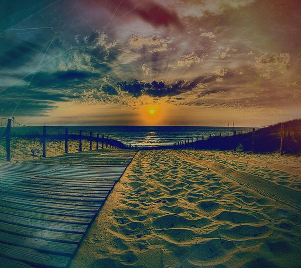 Outer banks tranquility Eyeem JuliasGallery Eyeem Outer Banks Eyeem Ocean Eyeem Beach Scape EyeEm Best Shots - Sunsets + Sunrise