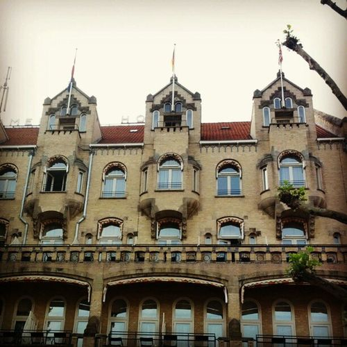 Amsterdam American Hotel Leidseplein