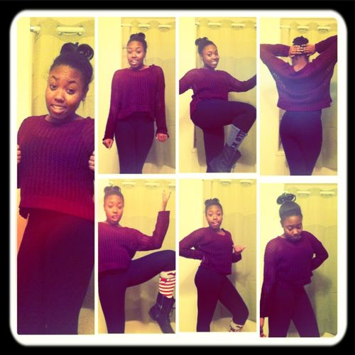 Just Being Me