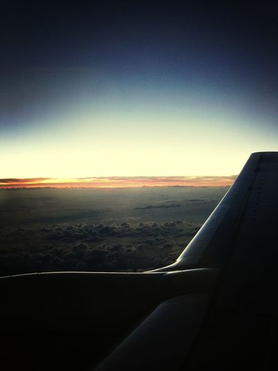 EyeEm Best Shots SPAIN Vacation From An Airplane Window