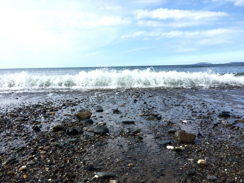 Waves Crashing Atlantic Ocean Perfect Timing Sea Relaxing Water_collection Water Eye4photography