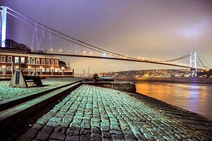 صورة_اليوم صور تصويري  عرب عدستي المصورون المصورون_العرب اسطنبول Syriacrisis D3100 Photo Photo Of The Day Night Night Photography Landscape Bosphorus Nikon D7000 Ward Stars That's Me Hello World First Eyeem Photo Istanbul Istanbul Turkey