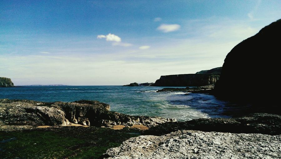 Suzi77 Colour Photography Ballintoy On The Shore Northern Ireland