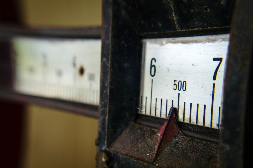 Text Information Sign Close-up Numbers Weight Scale No People Vintage Nikon D5100  Measuring Tool