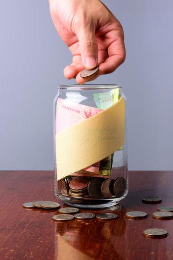insert Coin jar