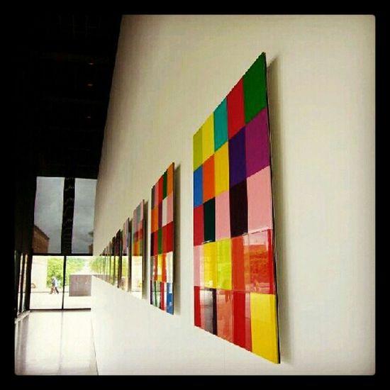 Berlin Gerhard Richter Neue Nationalgalerie Art