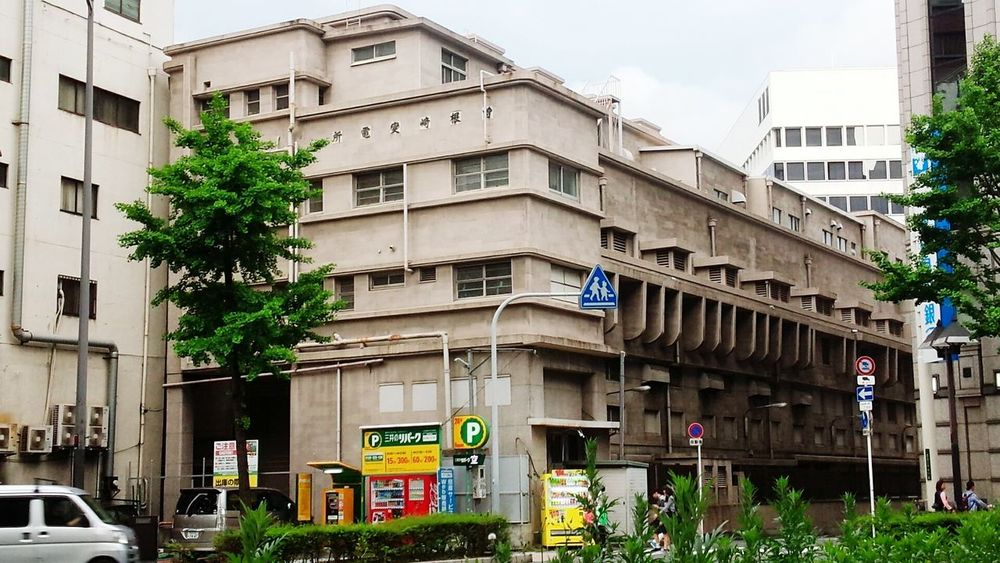 曽根崎変電所 Taking Photos Streetphotography Osaka,Japan Old Building  Osaka Japan