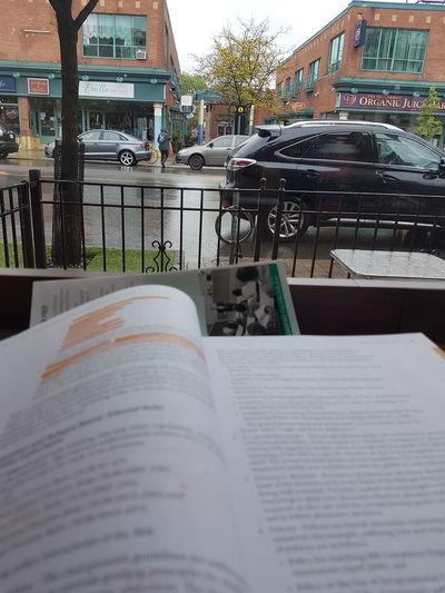 City Studying Danforth