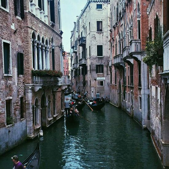 Architecture Architecture Built Structure Canal Building Exterior Water Nautical Vessel Transportation Boat Mode Of Transport Window Waterfront City Travel Destinations Sky Gondola City Life Day Narrow Surrounding Outdoors