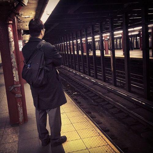 Waiting....#pennstation #nyc Pennstation NYC