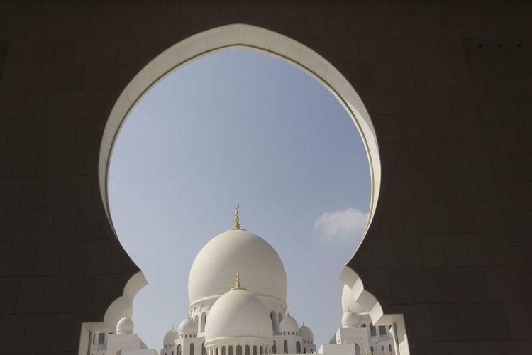 Abu dhabi grand mosque, sheikh zayed