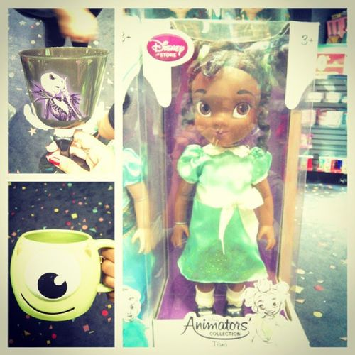 Disney Tiana  Jack