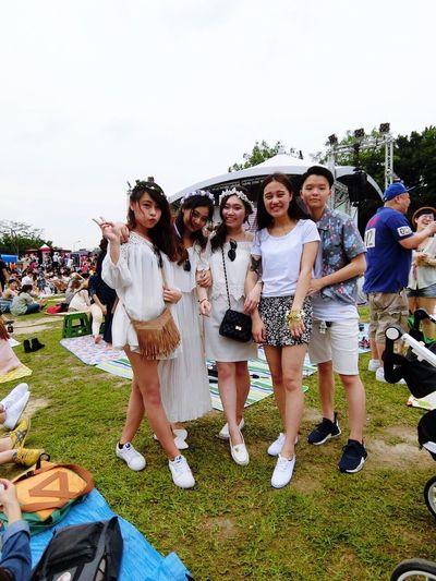 Vouge 風格 野餐 日 Taipei,Taiwan