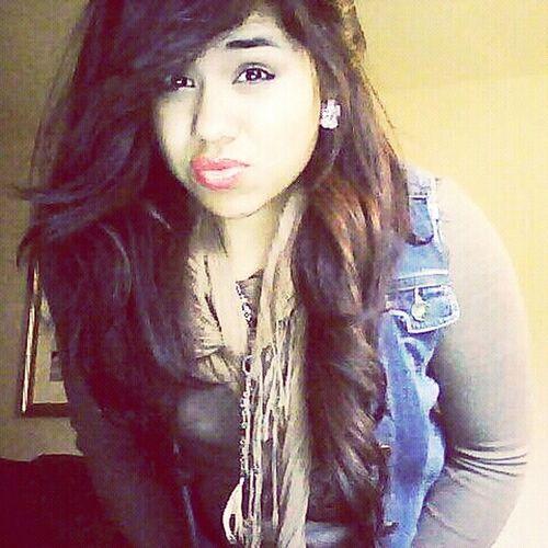 my hair<3