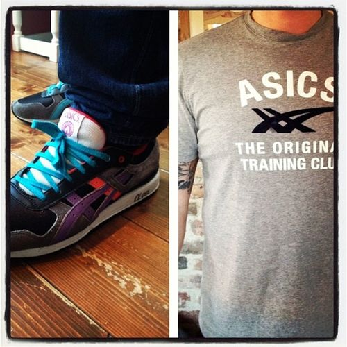Asics Gtll Hanon Nothernliites trainingclub