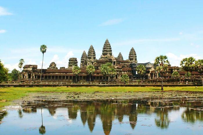 Cambodia Angkor Wat Siem Reap, Cambodia Breathtaking Cultural Heritage Culture Exploring ASIA Beautiful