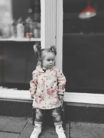 Millennial Pink Beginnerphotographer Novice Photography One Girl Only One Person Baby Full Length Childhood Children Only People Outdoors Day Lightpink Edited Mydaughter❤️ EyeEmBestPics EyeEm Best Shots Eyeemphotography EyeEm Gallery EyeEm Best Shots - Black + White EyeEmPortraits EyeEmNewHere Poser ❤ Lifestyles Riverisland☆♡ The Portraitist - 2017 EyeEm Awards EyeEm Selects Fashion Stories
