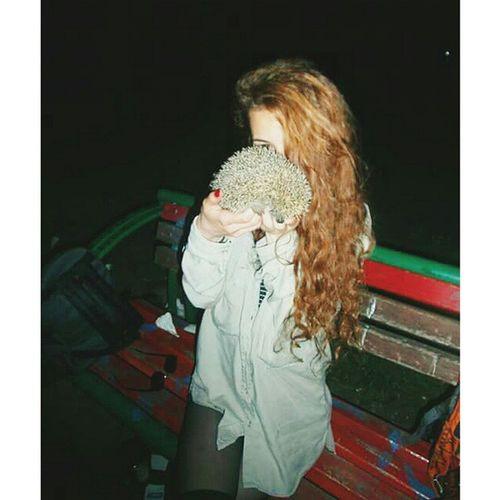 Me Hedgehog Curly Hair