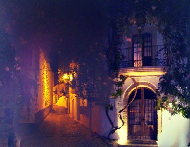 Ibiza Cityscape