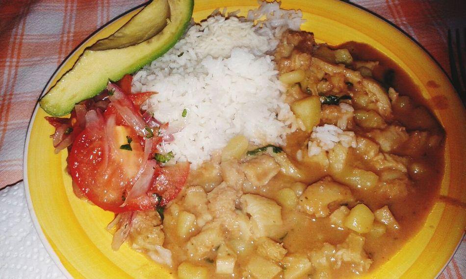 Yummi :) Guatita Ecuador Food