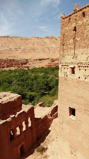 Kasbah Tamedakhte Ounila Morocco Marruecos Ourzazate