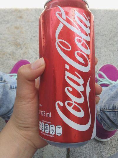 👌🏻 Cocacola