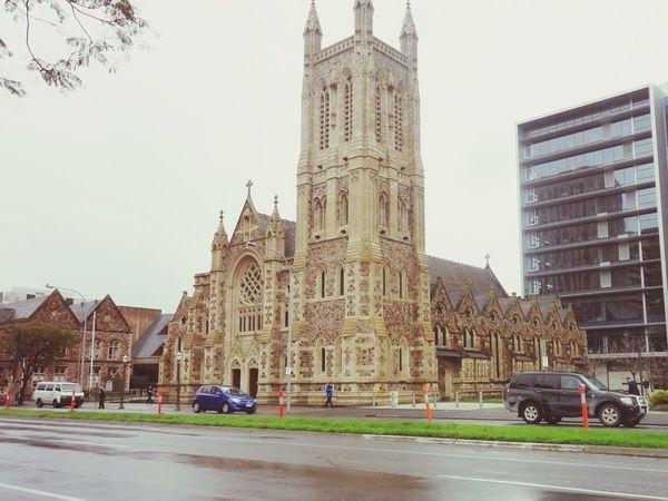 Architecture Adelaide Australia South Australia Catholic Gothic Historical Building Streetphotography Motion