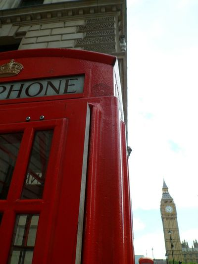 Would it be good for Superman? Outdoors Phone Booth Red Telephone Box Tourism Red Telephone Box Travel Travel Destinations Street International Landmark Famous Place Connection Communication Capital Cities  Telephone No People Big Ben Historical Building Day EyeEm Gallery British Culture EyeEm Best Shots Footpath Eye4photography  Hello World