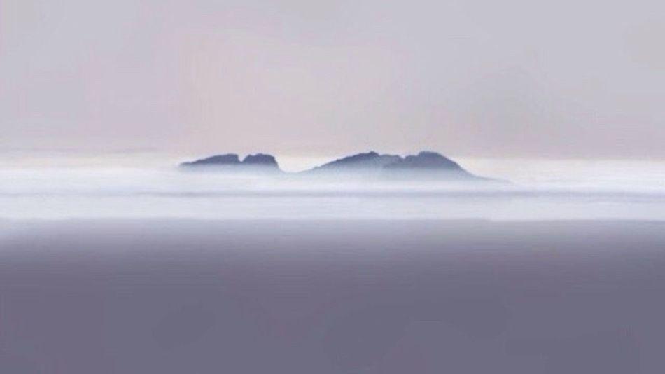 Eyeem Market Mykonos Greece Foggy Island Minimalism Ice Age Perspectives On Nature