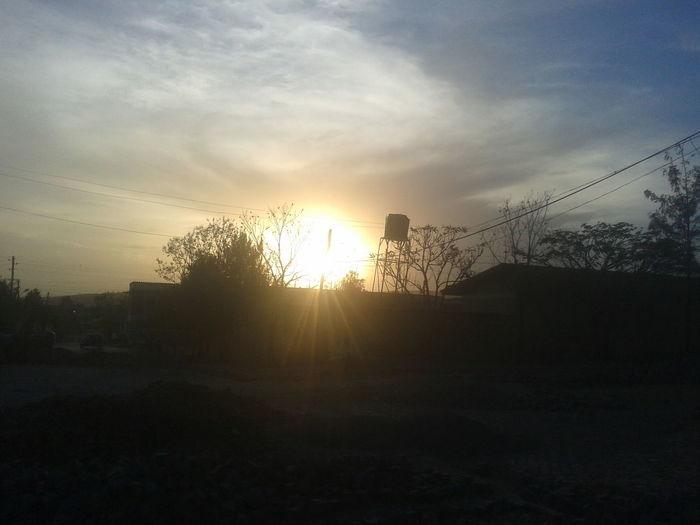 Z sun set shot First Eyeem Photo