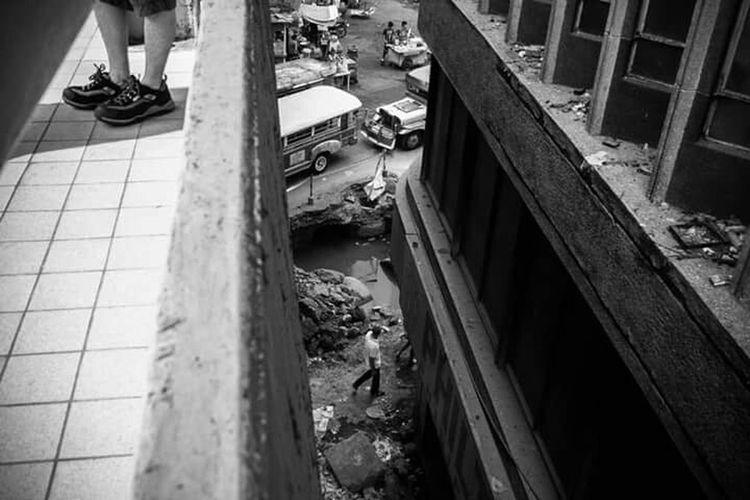 Going The Distance The Street Photographer - 2017 EyeEm Awards