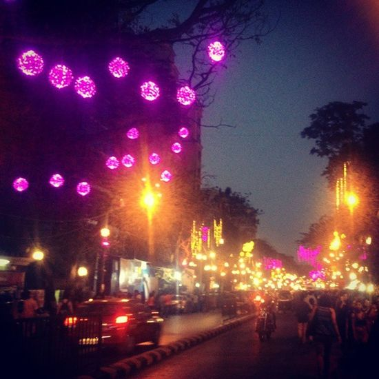 Chembur Festival Mumbai Great Evening Lights