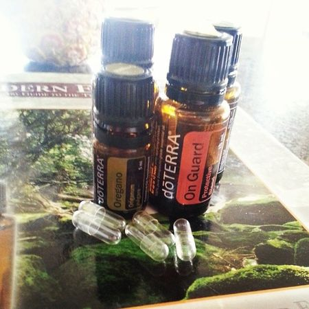 This momma cant be sick!! Naturalremedies Essentialoils
