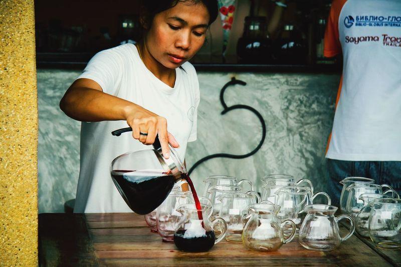 Тайланд чай отпуск экзотика First Eyeem Photo