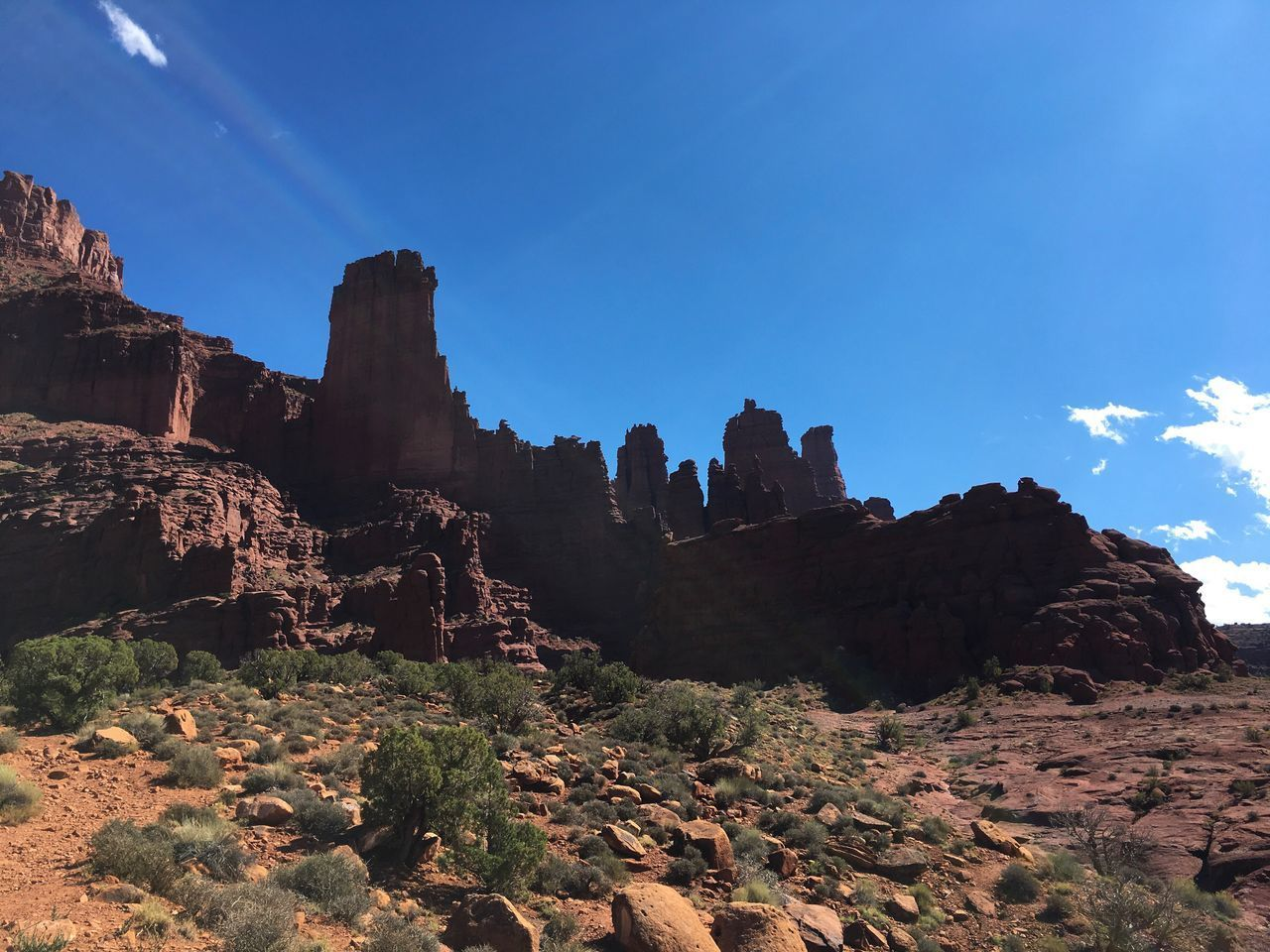 rock formation, rock - object, geology, nature, cliff, mountain, sky, beauty in nature, no people, day, outdoors, rock hoodoo