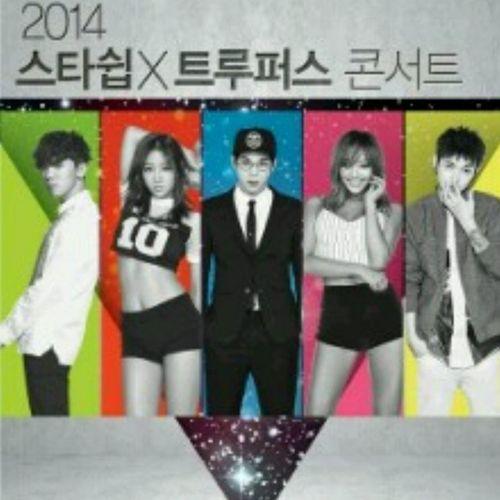 Starship X Concert 140831 Sistar Hyorin Soyu MadClown JungGigo Jooyoung