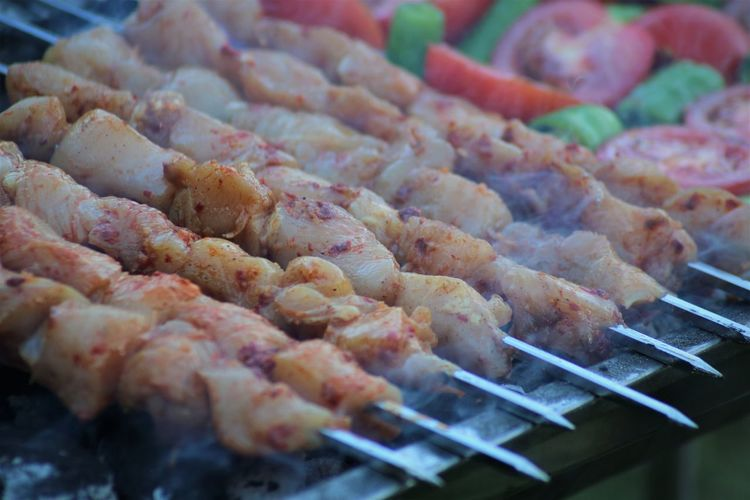 Meat Barbecue