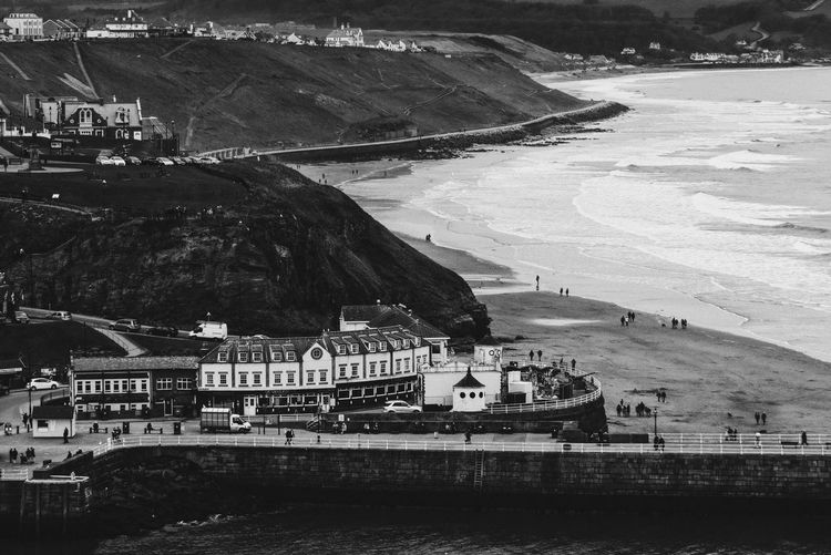 Whitby Coastal Coast Sea Seaside Town Seaside Seaside_collection Beautiful Beauty In Nature Water Town England English Town English